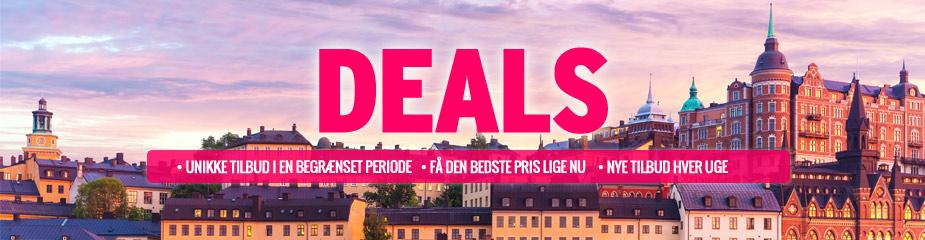Deals HotelSpecials.dk