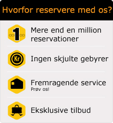 Velg HotelSpecials.dk!