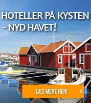 Hoteller på kysten