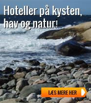 Hotel på kysten