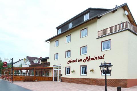 Hotel im Rheintal