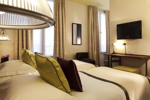 Best Western Hotel Marais Bastille