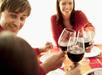 3-retters middag inkl. vin